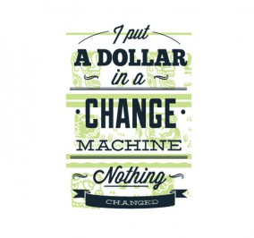 T-shirt Damski Change Machine