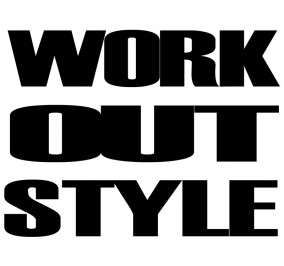 T-shirt Damski Work Out Style