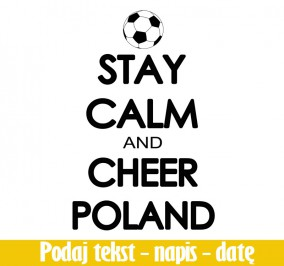 T-shirt Damski Tekst Love Poland