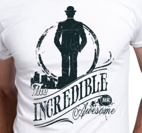 T-shirt Męski Incredible