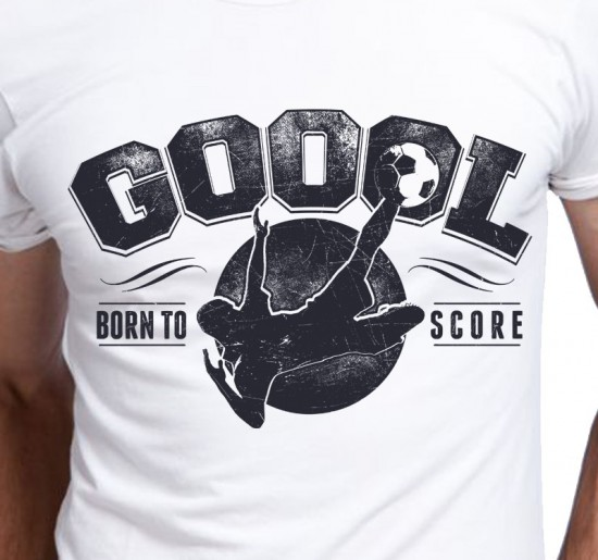 T-shirt Męski Goool