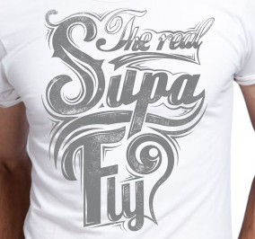 T-shirt Męski Real Supa