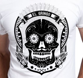 T-shirt Men El Gringo
