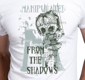 T-shirt Men Marionetka