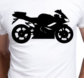 T-shirt Men Ścigacz
