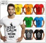T-shirt Męski Keep Calm