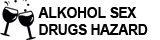Kolekcja Alkohol Sex Drugs Hazard